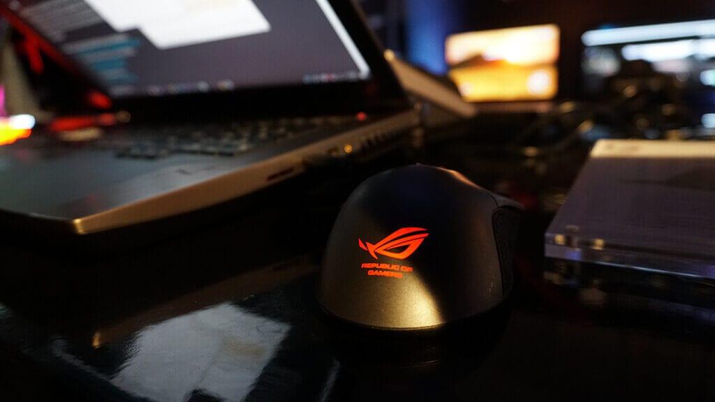 Kemeriahan Event Saat Peluncuran ASUS ROG GX800 - Mouse Gaming