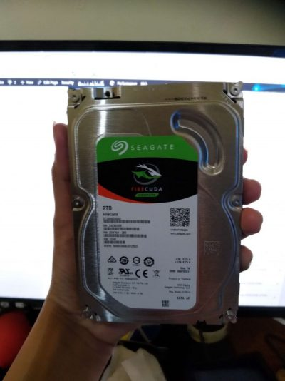 Review Hard Disk FireCuda SSHD