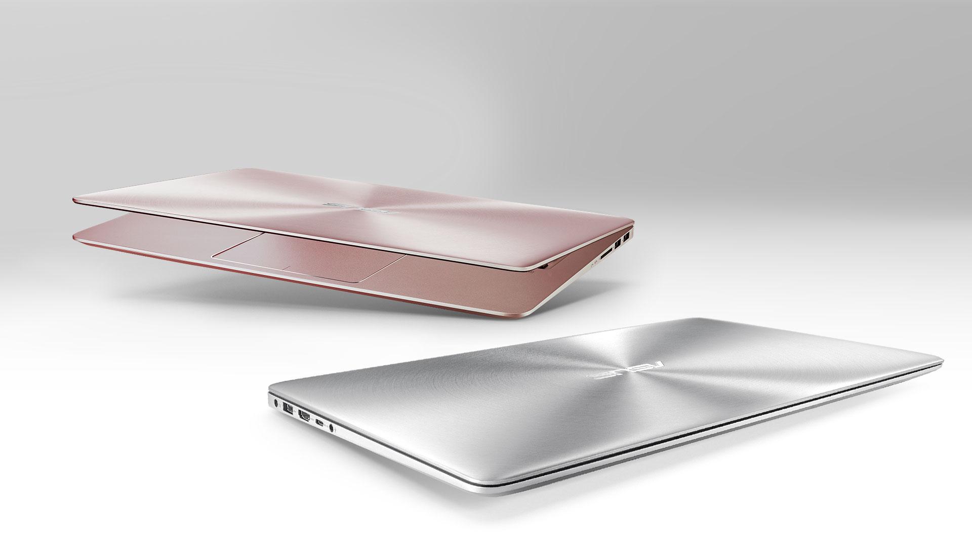 ASUS ZenBook UX410 - Laptop Tipis Idaman Untuk Rekan Kerja