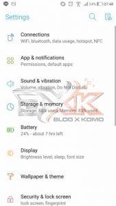 Download APK - ASUS ZenUI 4.5.2.2 Apps From Zenfone 3 Oreo