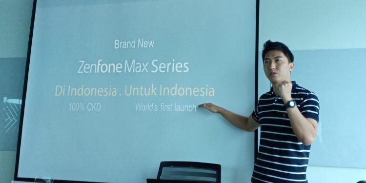 Galip Fu - SDM 636 Terbaru Akan Hadir Di Zenfone Max Series