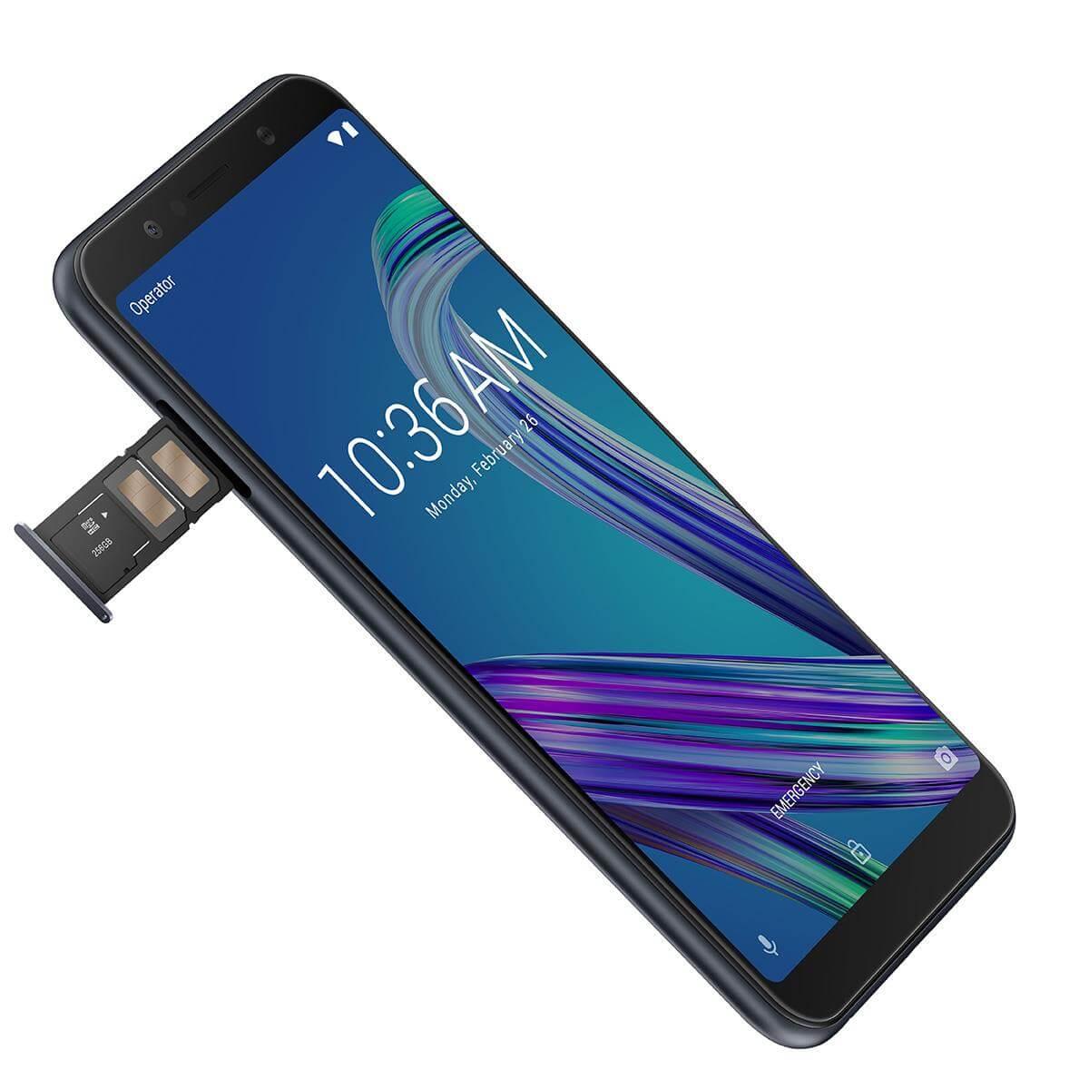 Spesifikasi Dan Harga Smartphone ASUS Zenfone Max Pro M1