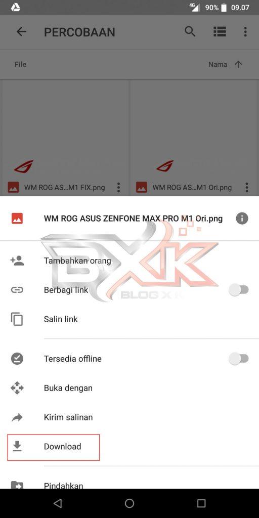 Cara Pasang Logo atau WaterMark Otomatis Pada Foto Smartphone - Step 0