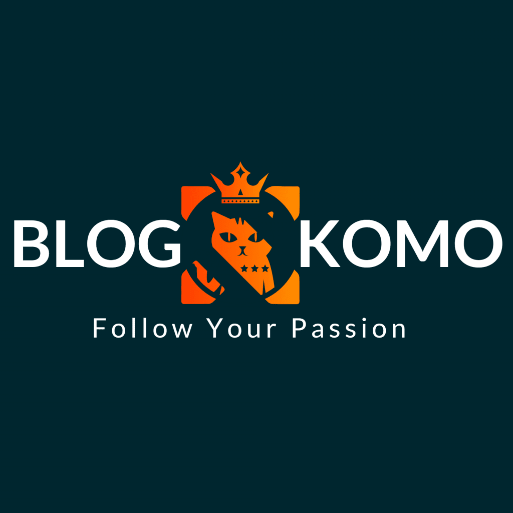 LOGO BLOG X KOMO - Cat