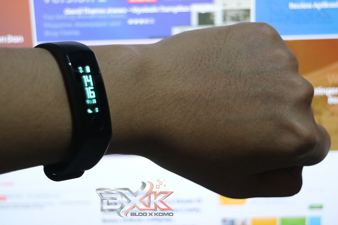 Review & Unboxing Honor Band 3 - Style in hand
