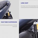 Sabang Raya Motor Singkut - Promo Jual Motor Baru Tahun 2018 - Jok Motor