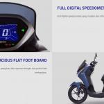 Sabang Raya Motor Singkut - Promo Jual Motor Baru Tahun 2018 - Speedometer