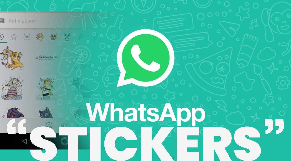 Cara Mengaktifkan Fitur Stiker Di Whatsapp Work 100