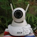 Review SPC IP Camera HD - CCTV Rumah Murah & Berkualitas Baik Depan