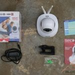 Review SPC IP Camera HD - CCTV Rumah Murah & Berkualitas Baik Unboxing