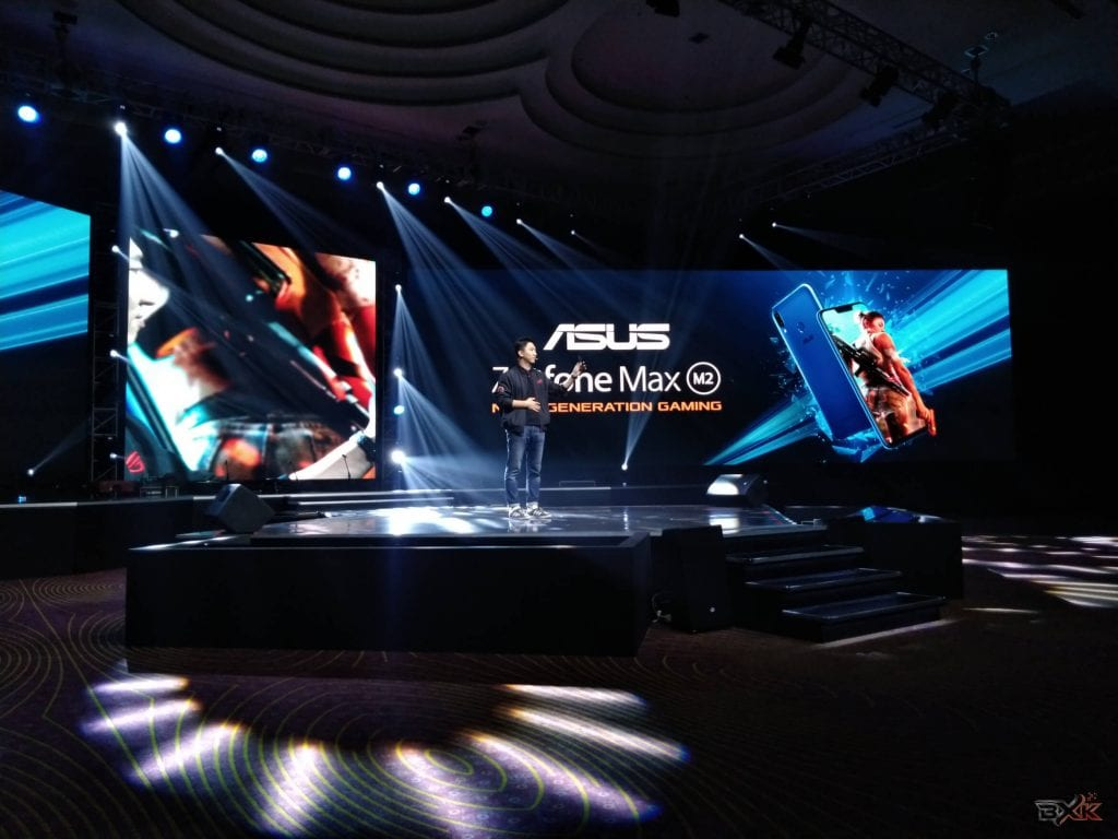 Keseruan Ikut Event Peluncuran Zenfone Max Pro M2 & Rog Phone
