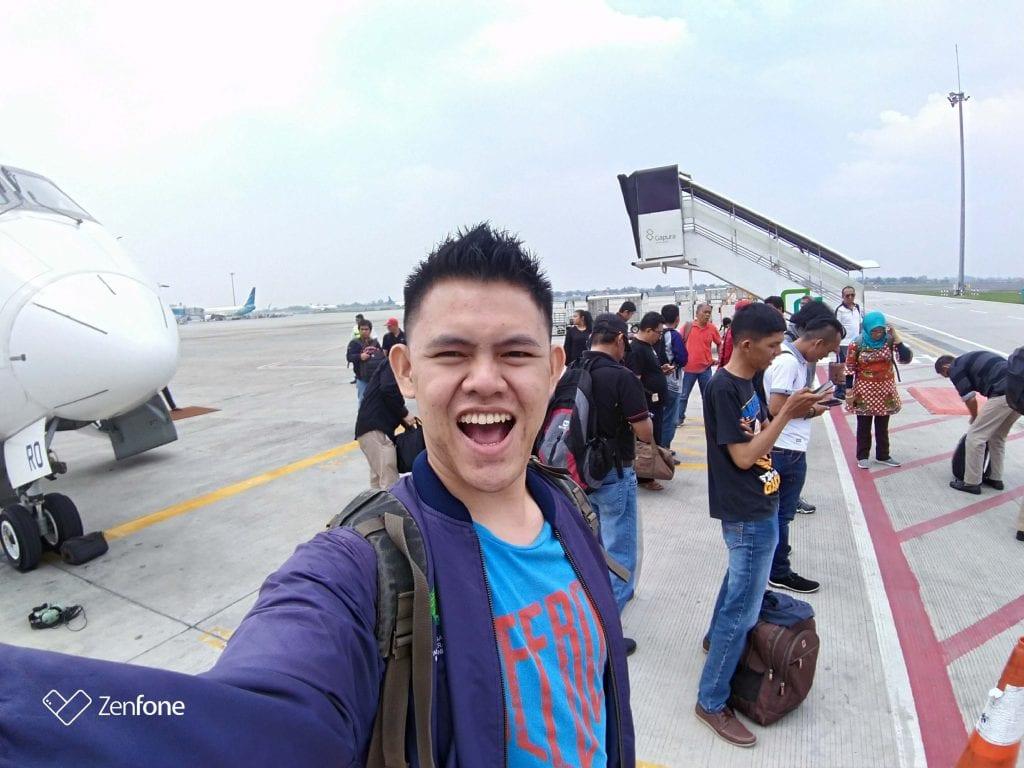 Keseruan Ikut Event Peluncuran Zenfone Max Pro M2 & Rog Phone - Sampai Di Jakarta
