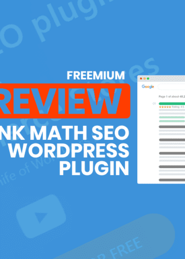 Review Rank Math Seo - Freemium SEO Plugin For WordPress