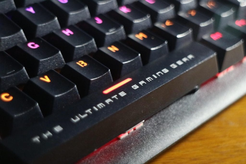 Keyboard Mechanical Switch MKA-3C Armaggeddon - Di Jamin Tidak Mudah Pudar