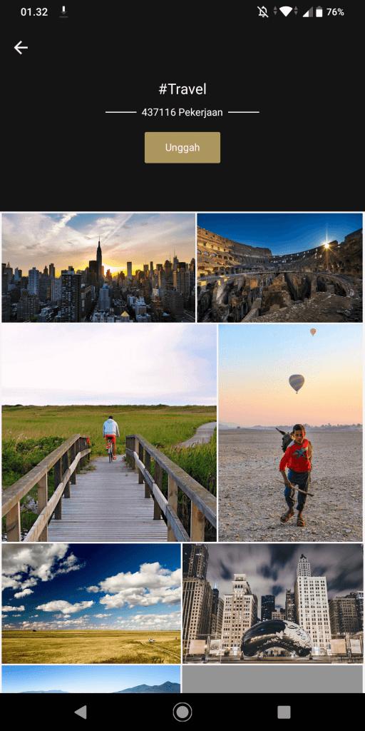 Review Aplikasi Fotor Untuk Edit Foto Di Smartphone - Kategori Feed