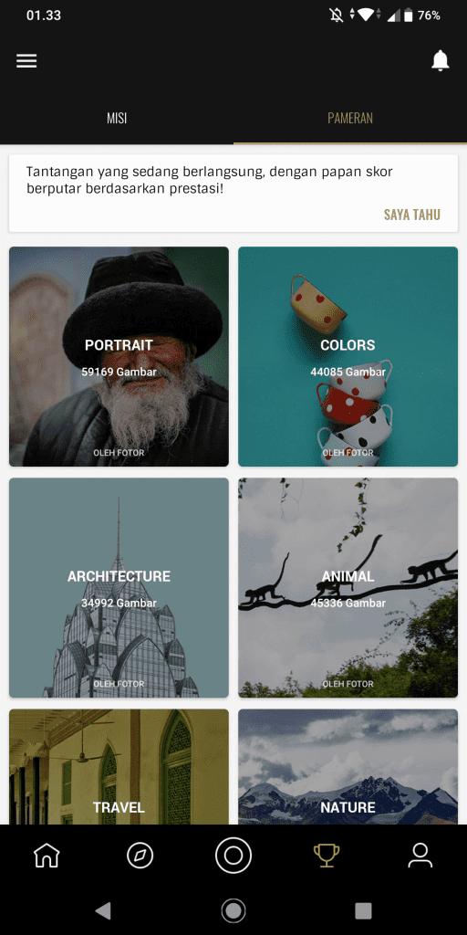 Review Aplikasi Fotor Untuk Edit Foto Di Smartphone - Pemeran