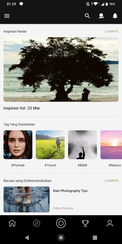Review Aplikasi Fotor Untuk Edit Foto Di Smartphone - Rekomendasi