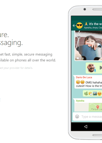 Download Aplikasi Whatsapp Terbaru