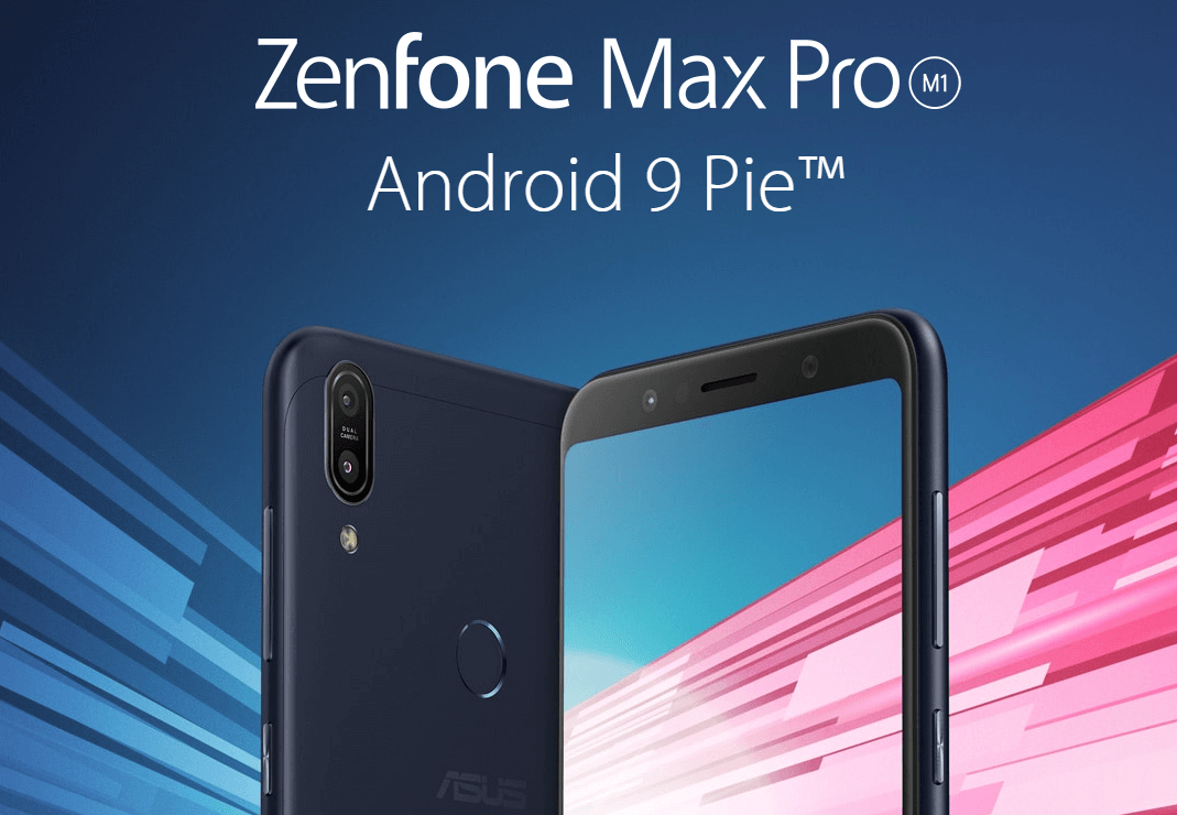 Cara Upgrade Android 9 Pie Zenfone Max Pro M1 (ZB602KL/ZB601KL)