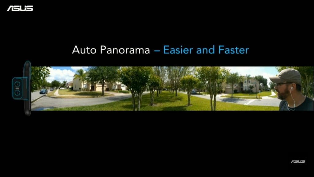 Fitur Auto Panorama Pada Zenfone 6