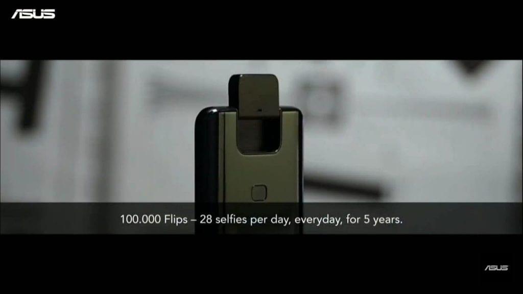 Kamera Flip Zenfone 6 Tahan Hingga 5 Tahun
