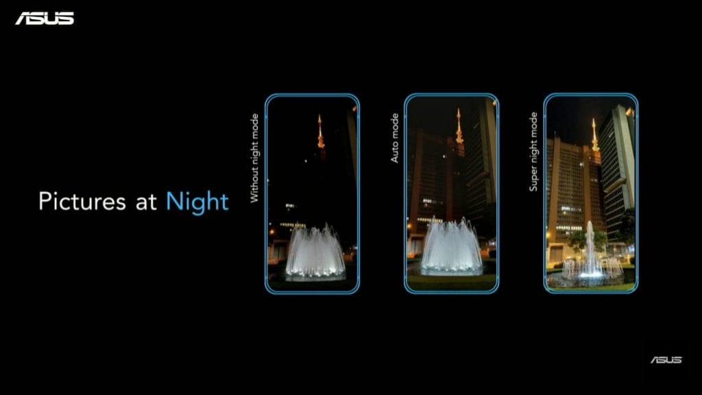 Kualitas Kamera Zenfone 6 Saat Malam Hari