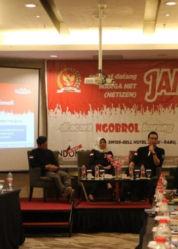 MPR RI Hadir Menyapa Netizen Jambi - 4 Pilar MPR RI Penting Untuk Dikenal