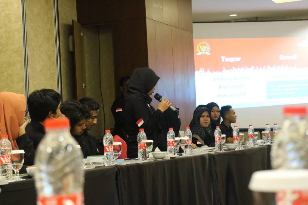 MPR RI Hadir Menyapa Netizen Jambi - 4 Pilar MPR RI Penting Untuk Dikenal - Sesi Tanya Jawab