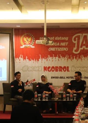 Ngobrol Bareng MPR RI & Netizen Jambi