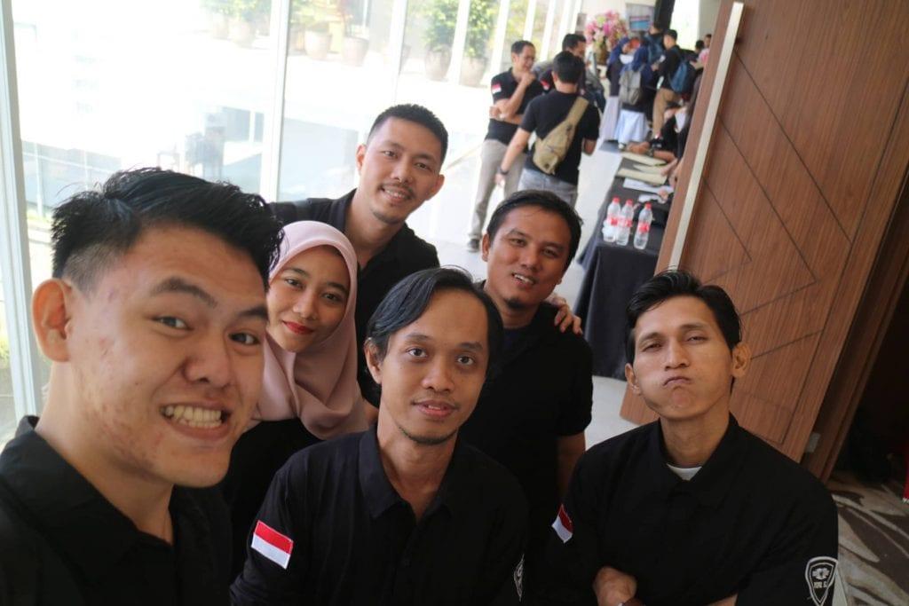 Ngobrol Bareng MPR RI & Netizen Jambi - Selfie Bareng Komunitas Blogger Jambi