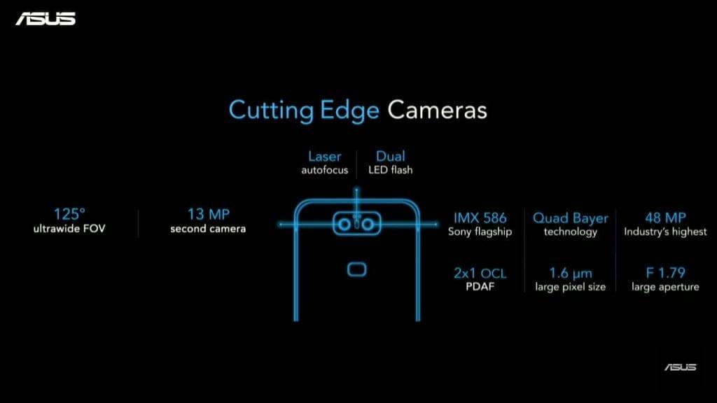 Spesifikasi Kamera Zenfone 6