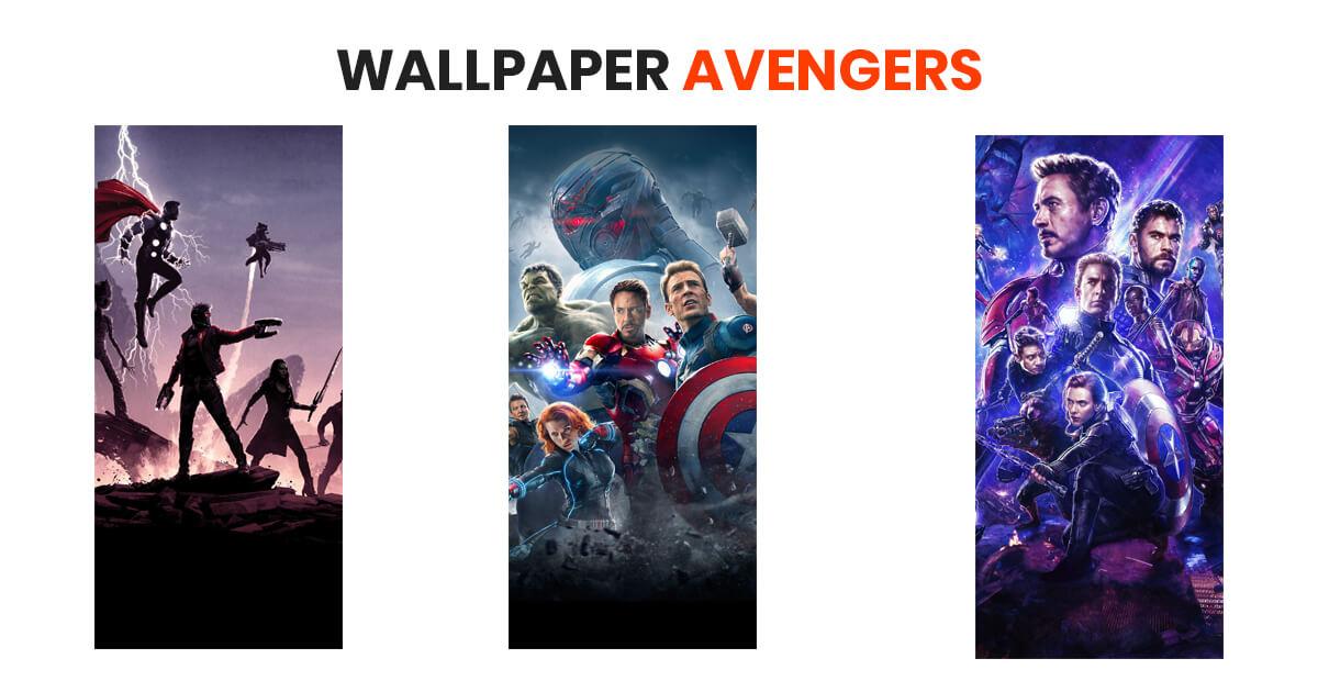Download 5000 Wallpaper Avengers Hp  Terbaru
