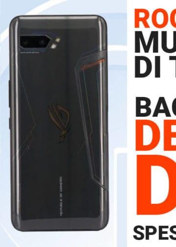ROG Phone 2 Muncul di TENAA, Begini Spesifikasi & Desainnya