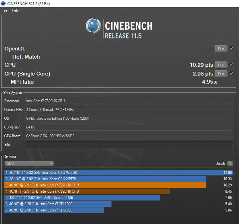 Review-ASUS-ROG-GX800-Optimized-Benchmark-CPU-Cinebench