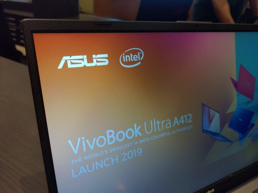 VivoBook Ultra A412 - Laptop Mungil yang Penuh Warna - Layar Luas Dengan Bezel Tipis
