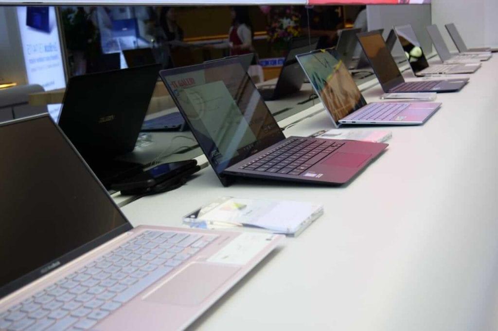 ASUS Resmi Buka ZenBook Store Pertama di Indonesia - Booth Experience