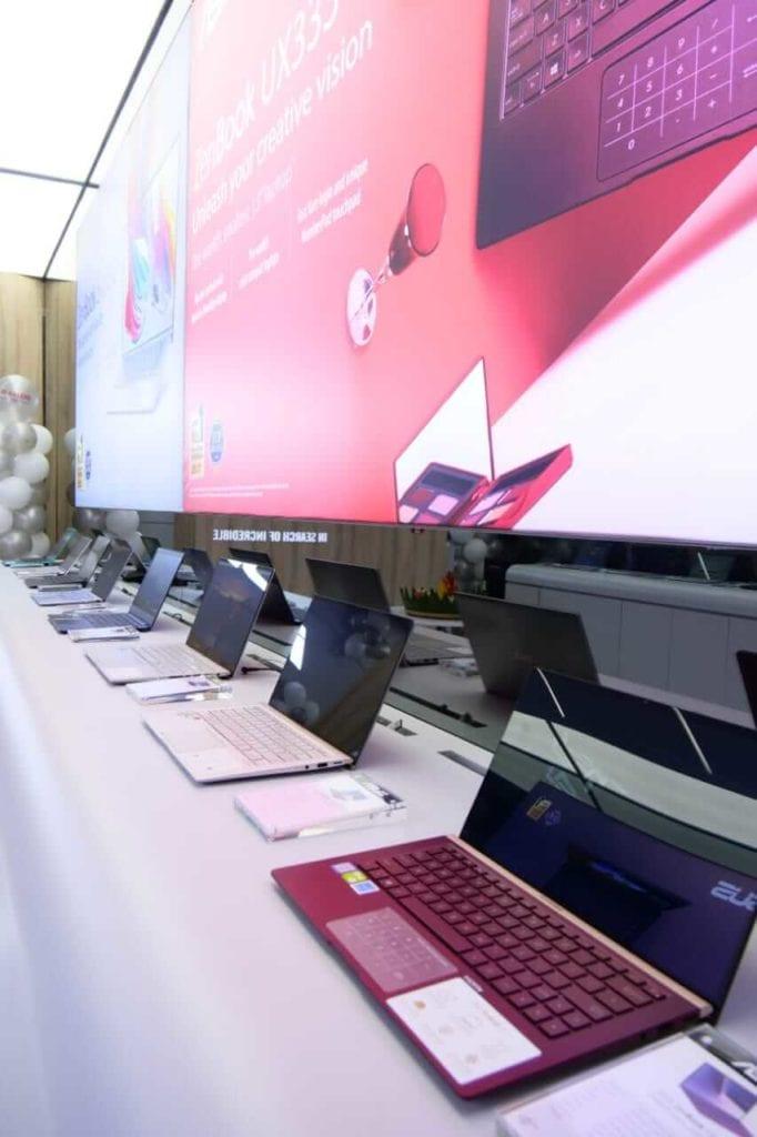 ASUS Resmi Buka ZenBook Store Pertama di Indonesia - Tersedia Banyak Laptop Demo