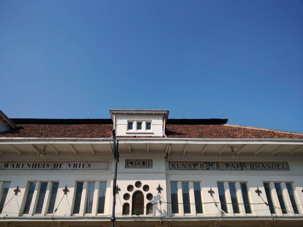 Menginap Semalam Di Hotel Heritage Savoy Homann Bandung - Bangunan Tua Di Jalan ASIA-AFRIKA