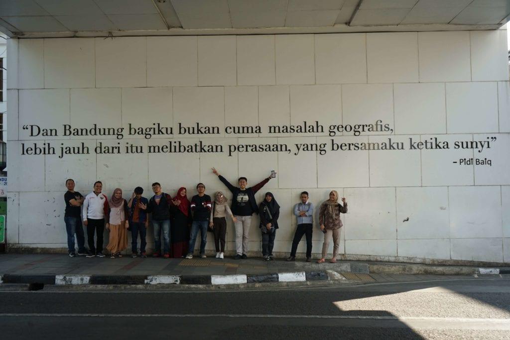 Menginap Semalam Di Hotel Heritage Savoy Homann Bandung - Foto Dibawah Jembatan Layang Bandung