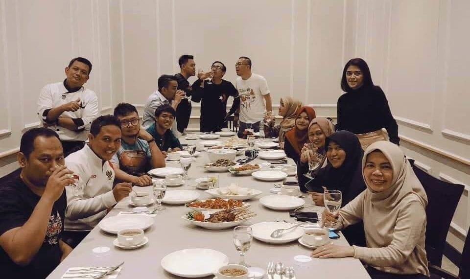 Menginap Semalam Di Hotel Heritage Savoy Homann Bandung - Menu Rijstaffel