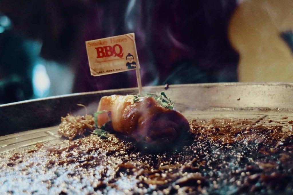 Nyobain Makanan Korea di Fat Oppa Bandung - BBQ