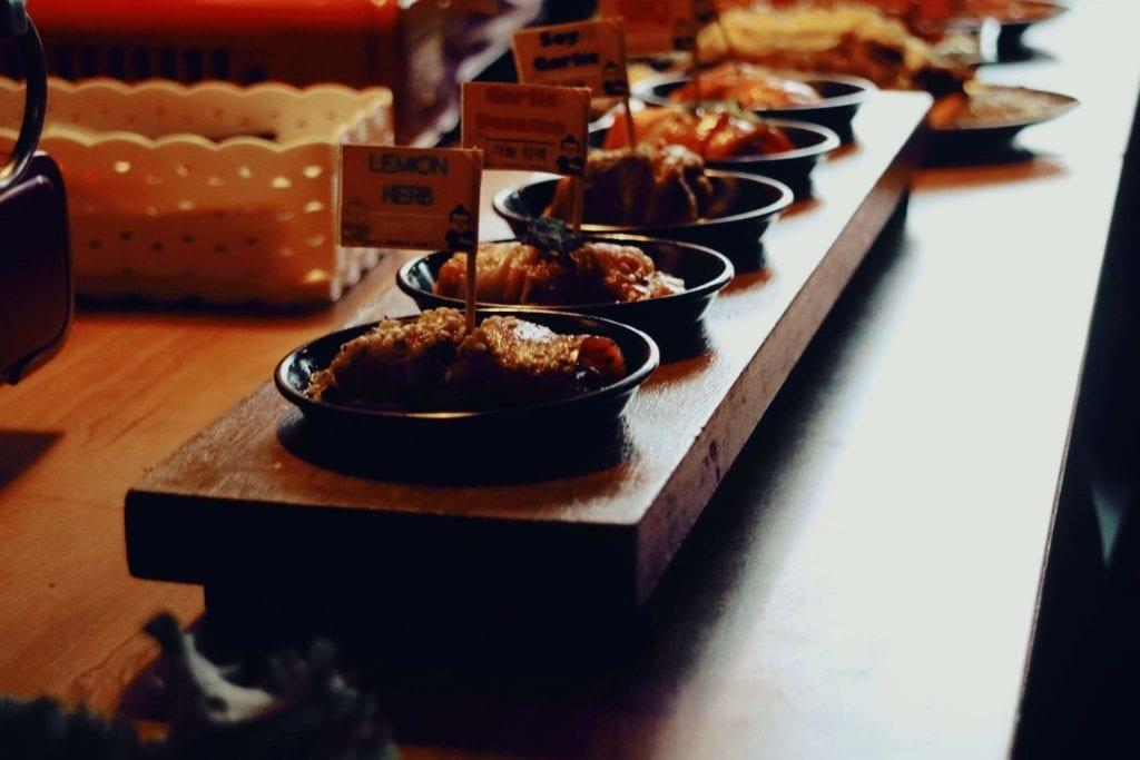 Nyobain Makanan Korea di Fat Oppa Bandung - BBQ Platter