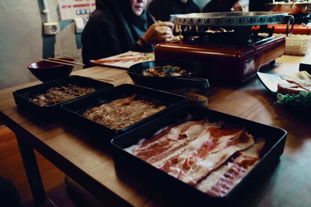 Nyobain Makanan Korea di Fat Oppa Bandung - Bulgogi