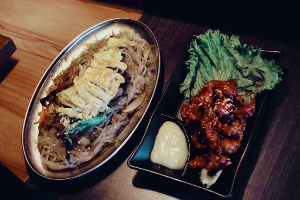 Nyobain Makanan Korea di Fat Oppa Bandung - Fried Oden