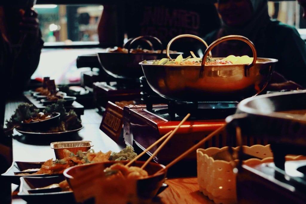 Nyobain Makanan Korea di Fat Oppa Bandung - Menu Makanan Korea