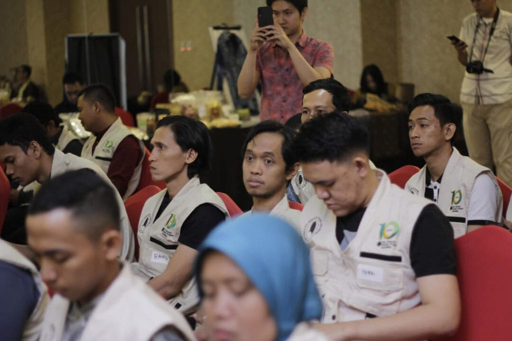 Keseruan Acara Forest Talk With Netizen Jambi - Fokus Liputan