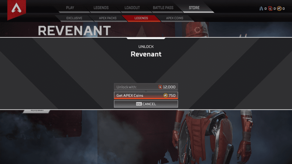 Apex Legends Season 4 Assimilation Hadir dengan 100+ Exclusive Items - Harga Revenant