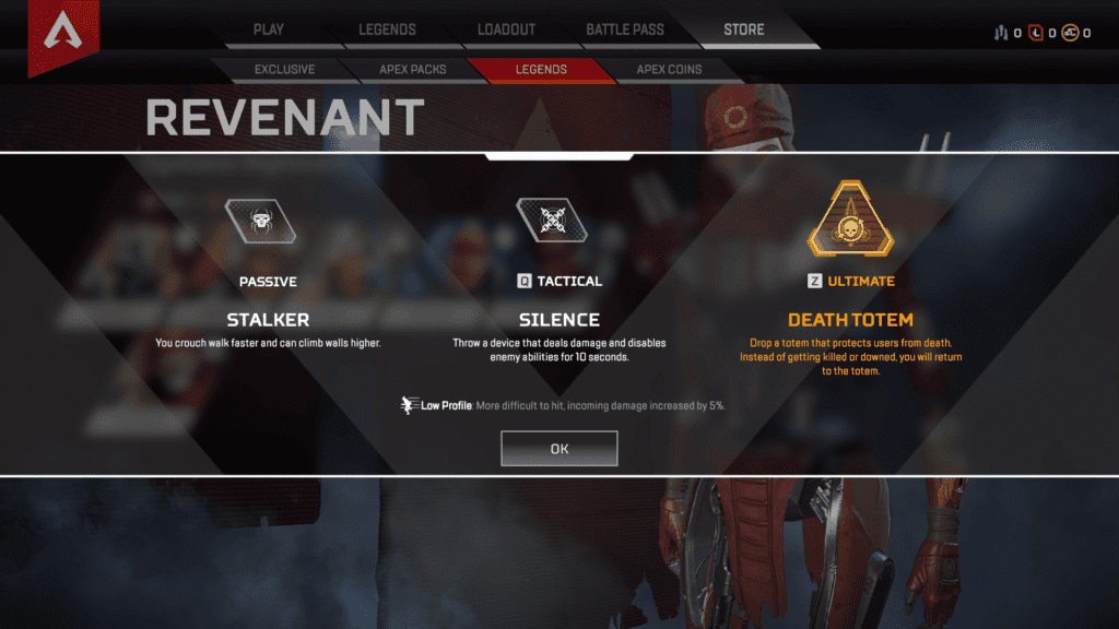 Apex Legends Season 4 Assimilation Hadir dengan 100+ Exclusive Items - Skill Revenant