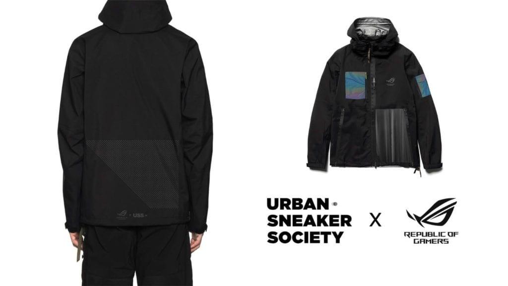 ASUS Siapkan Kolaborasi ROG Zephyrus G14 (GA401) dengan Urban Sneaker Society