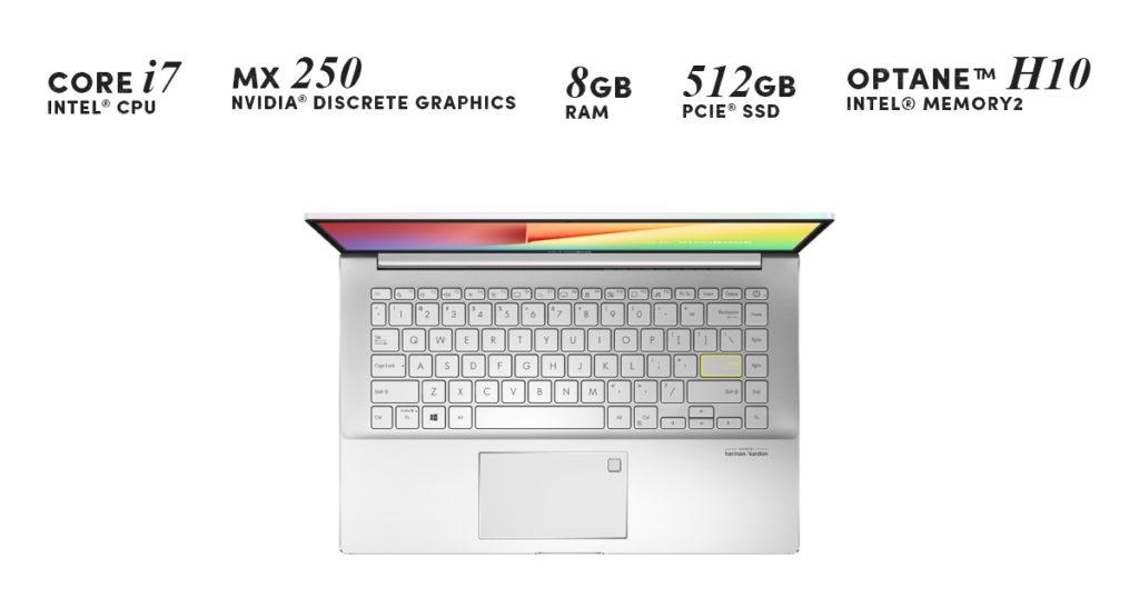 ASUS VivoBook S14 S433 - Intel Core 10th Gen